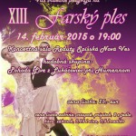 Farský ples 14.2.2015